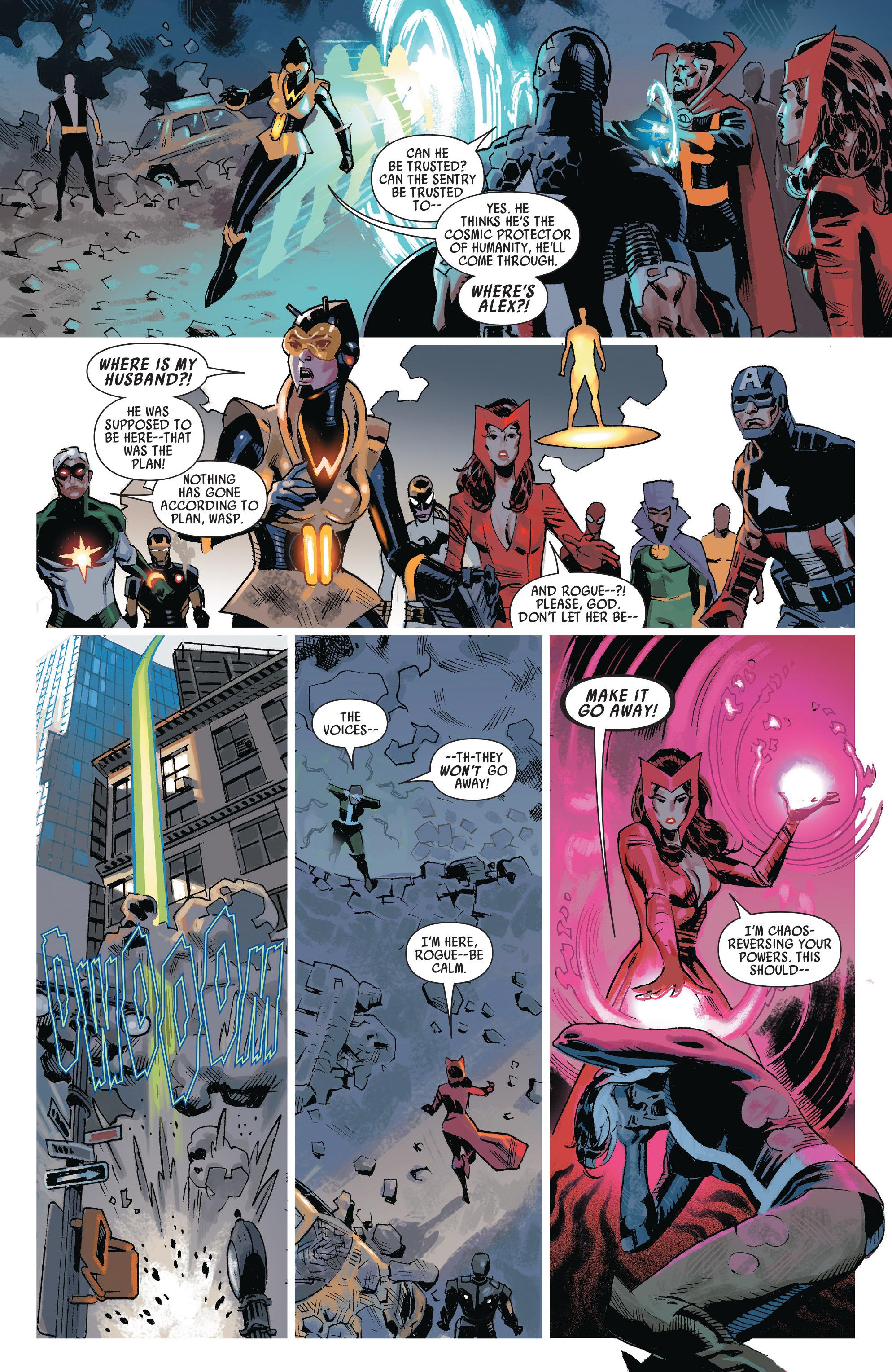 Read online Uncanny Avengers (2012) comic -  Issue #22 - 17