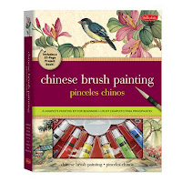 Chinese Brush Painting Kit