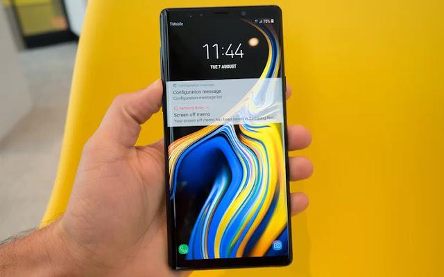 سعر ومواصفات هاتف سامسونج جلاكسي نوت 9 Samsung Galaxy Note الخارق | مراجعة Review