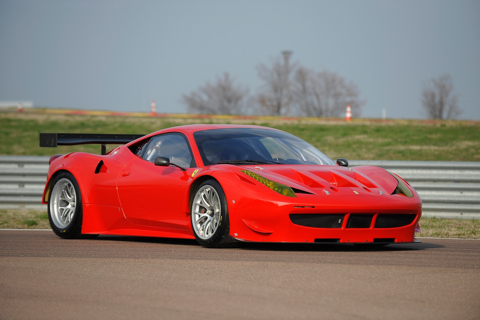 New Car,SUV, Crossover And Classic Cars: Ferrari 458 GT2