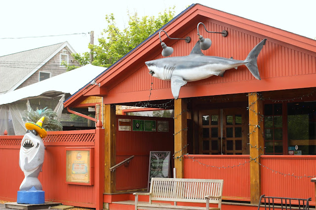 Sharky's Cantina | Edgartown | Chichi Mary Blog