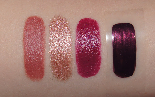 current makeup bag staples swatches by terry rouge expert click stick 3 bare me mac tan pigment ysl forbidden burgundy rouge volupte lipstick sephora formula x infinite nail colour