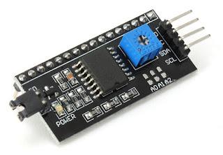 Módulo LCD I2C