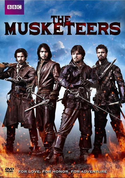 The Musketeers Saison 3