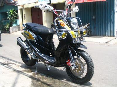 modifikasi yamaha mio 76 terbaru
