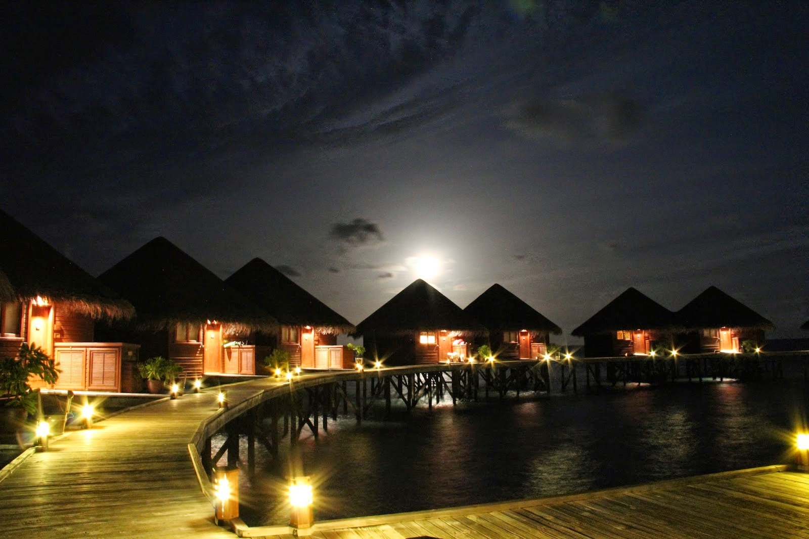 Water Villas Mirihi Island Resort Maldives
