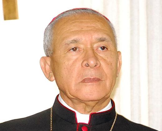 Monseñor Diego Padrón asegura que el gobierno no quiere diálogo