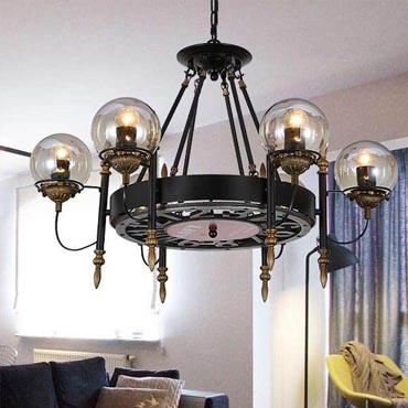 Có nên lựa chọn đèn thả trần trang trí nhập khẩu cho không gian nội thất không?