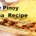 Cheesy Pinoy Lasagna  Recipe: Try This At Home - It's Simple, Tasty And Easy!