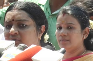 Jayalalitha Niece Deepa in R K Nagar bypoll