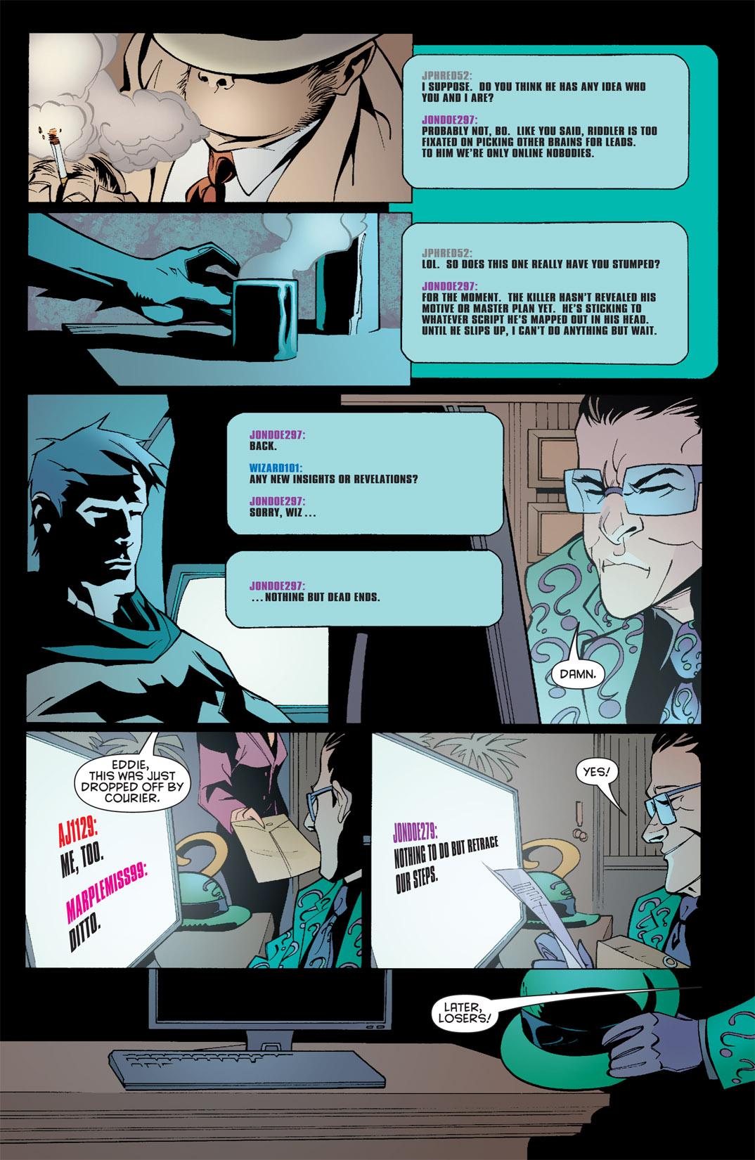 Detective Comics (1937) 845 Page 13