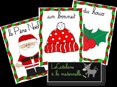 Sac au trésor hiver fêtes - LaCatalane