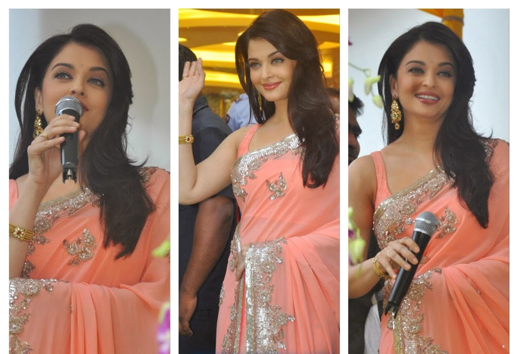 Aishwarya Rai Saree Collection