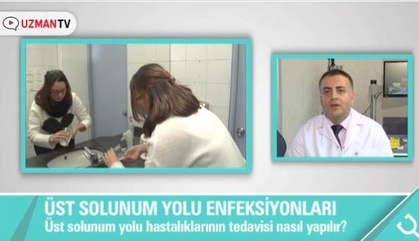 Dr.Murat Enöz - Üst Solunum Yolu Hastalıklarının Tedavisi Nasıl Yapılır? - Uzman TV