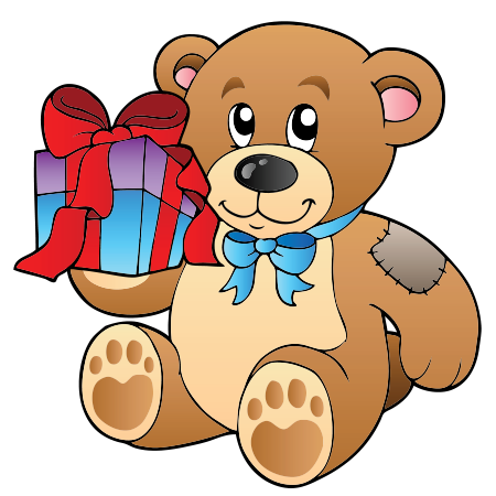 Gift-Giving Bear