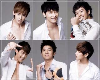 2PM boyband