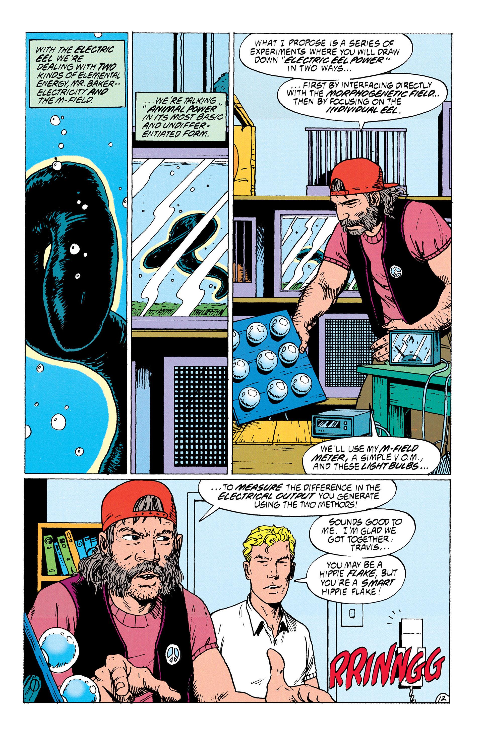 Read online Animal Man (1988) comic -  Issue #35 - 13