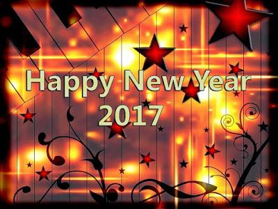 Happy New Year 2017 Image