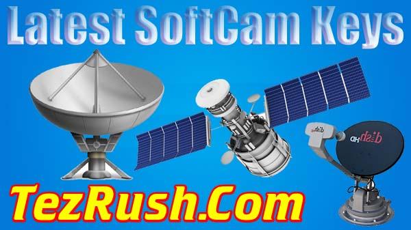 Latest SoftCam Keys 2018 Logo TezRush