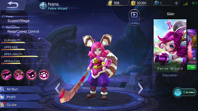 Build-item-nana-sebagai-marksman-support