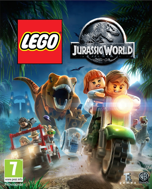 LEGO Jurassic World (game pc)