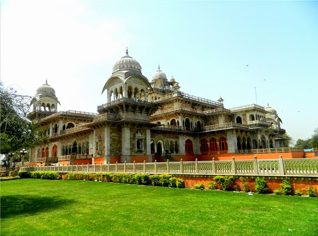 Albert Hall Museum in Jaipur - one of the oldest museums of rajasthan