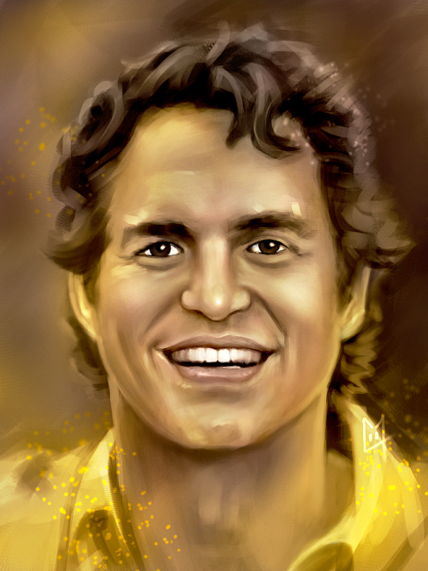 Portrait de Mark Ruffalo