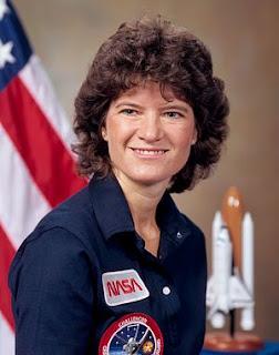 Sally Ride, première astronaute américaine
