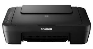 Canon printer pixma mg3040 software download