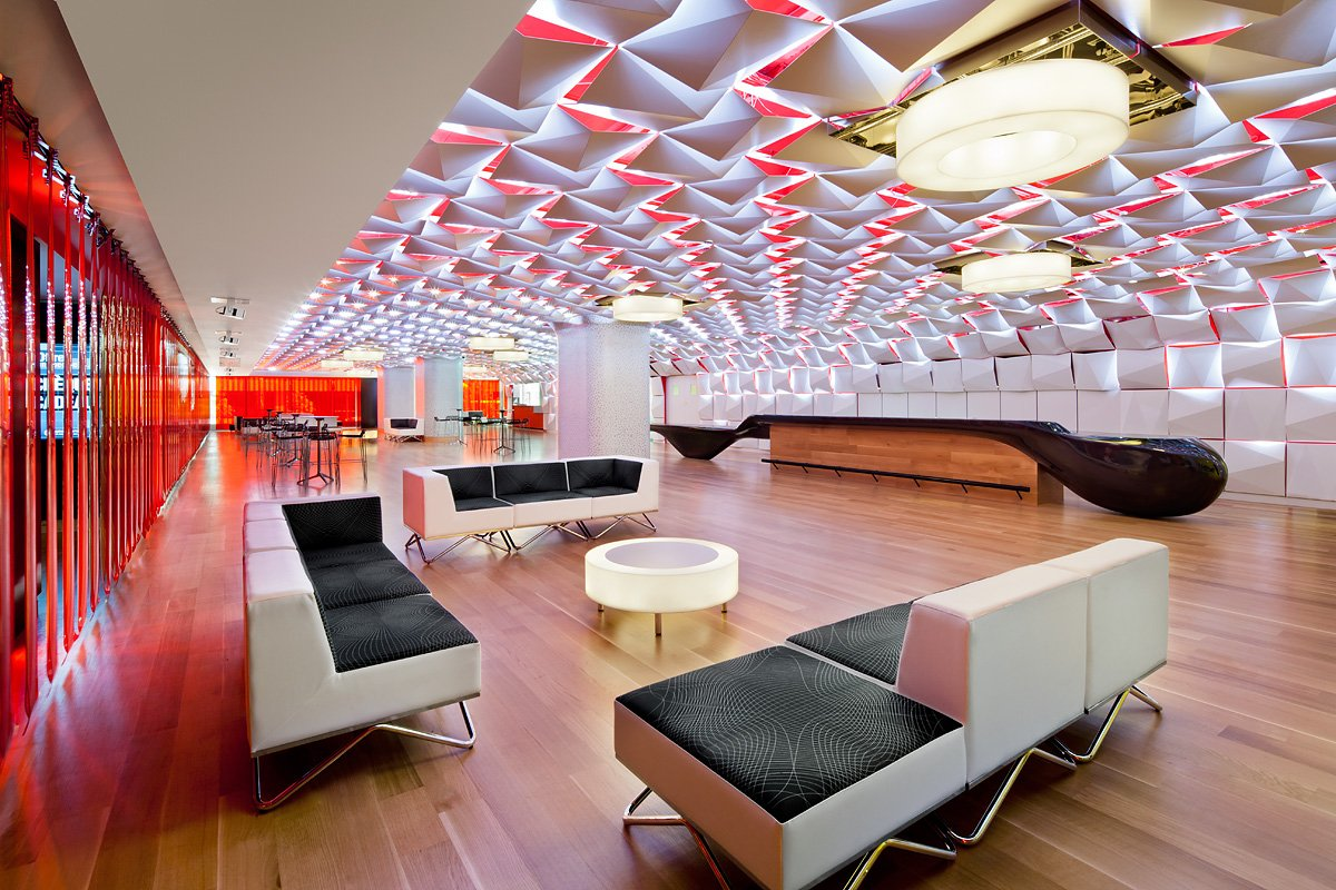 Light+Architecture: Salon Urbain