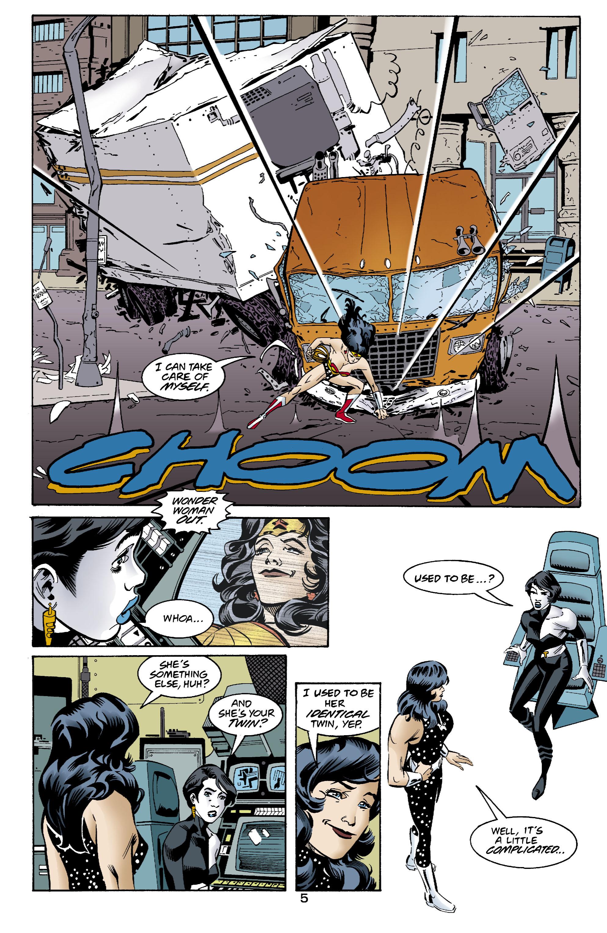 Read online Wonder Woman (1987) comic -  Issue #160 - 6
