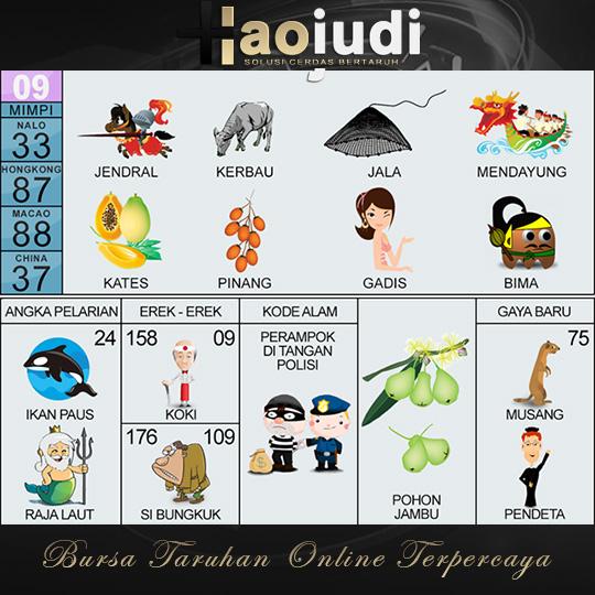 Buku Mimpi 2D Bergambar 09