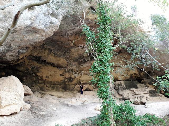 Grotta del Ciclope a Massafra