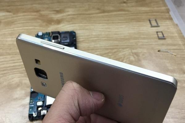 Thay vỏ Samsung Galaxy A5