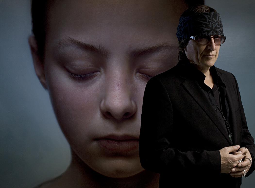 El siniestro arte hiperrealista de Gottfried Helnwein