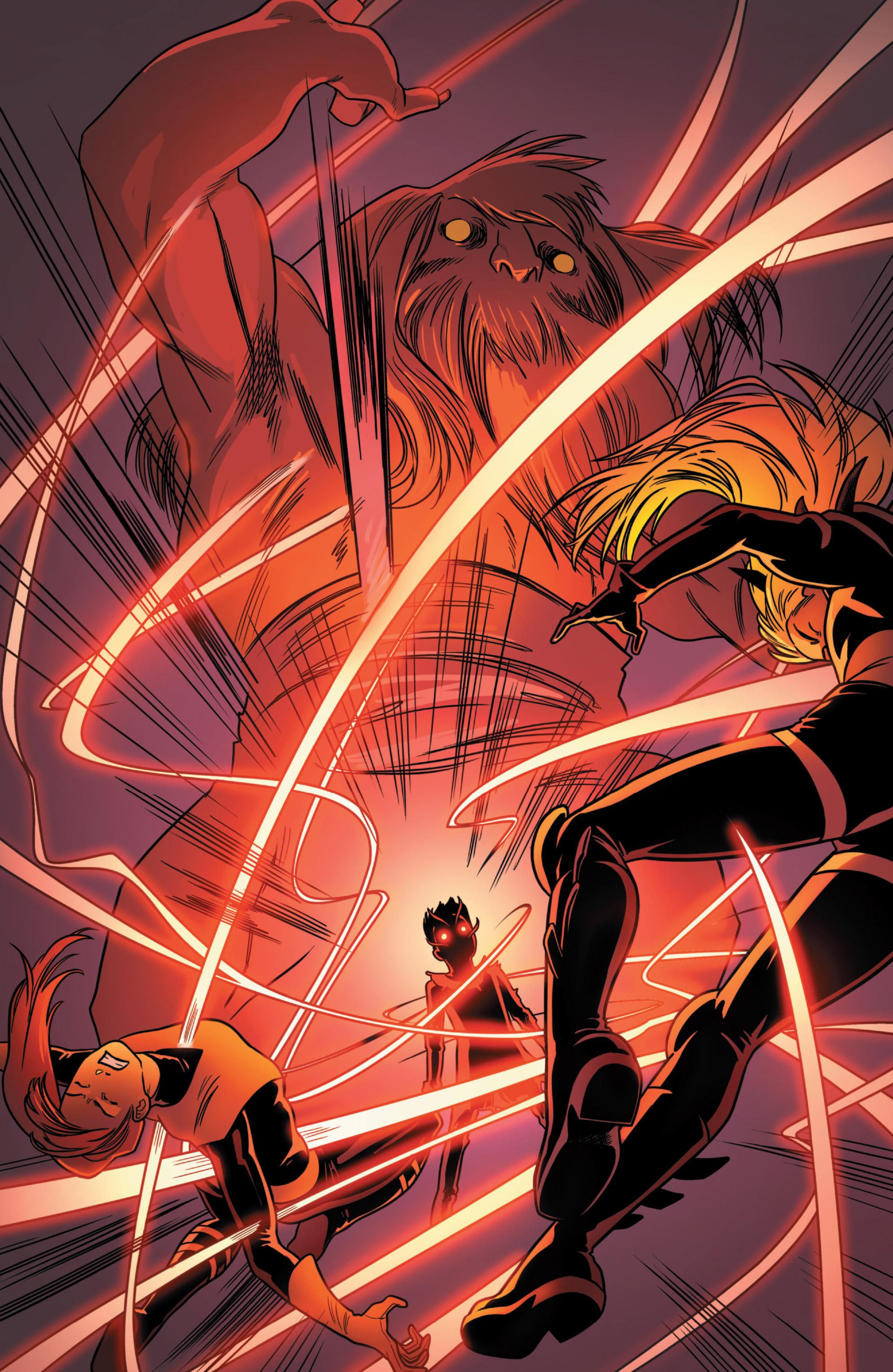 Read online Uncanny X-Men (2013) comic -  Issue #33 - 16