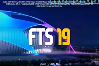 FTS 19 UCL Mod by Worldgames Apk Data Obb for Android