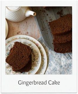 This Gingerbread cake is delicious, flavoursome & aromatic.  Gingerbread Cake is easy to make using the melting method and stores really well, improving as each day passes.  Though when cake tastes this good you'll not want to put it back in the tin!