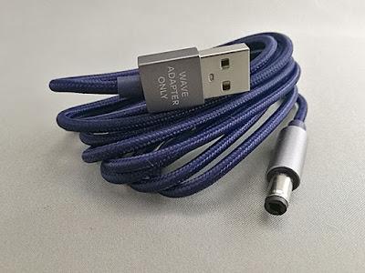 専用USBケーブル