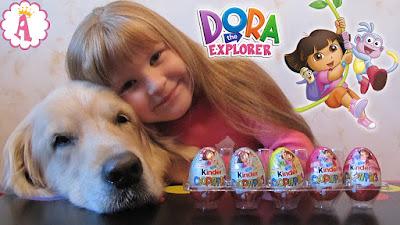 Шоколадные яйца Kinder Surprise, Алиса и Граф