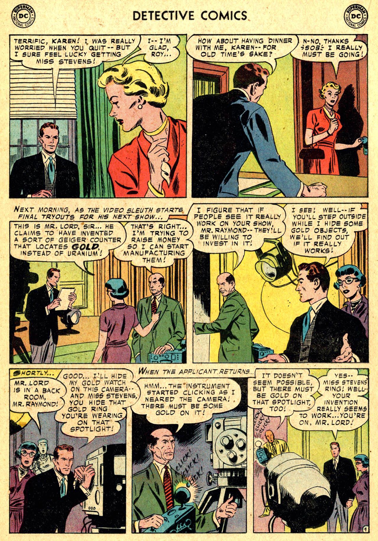 Read online Detective Comics (1937) comic -  Issue #250 - 20