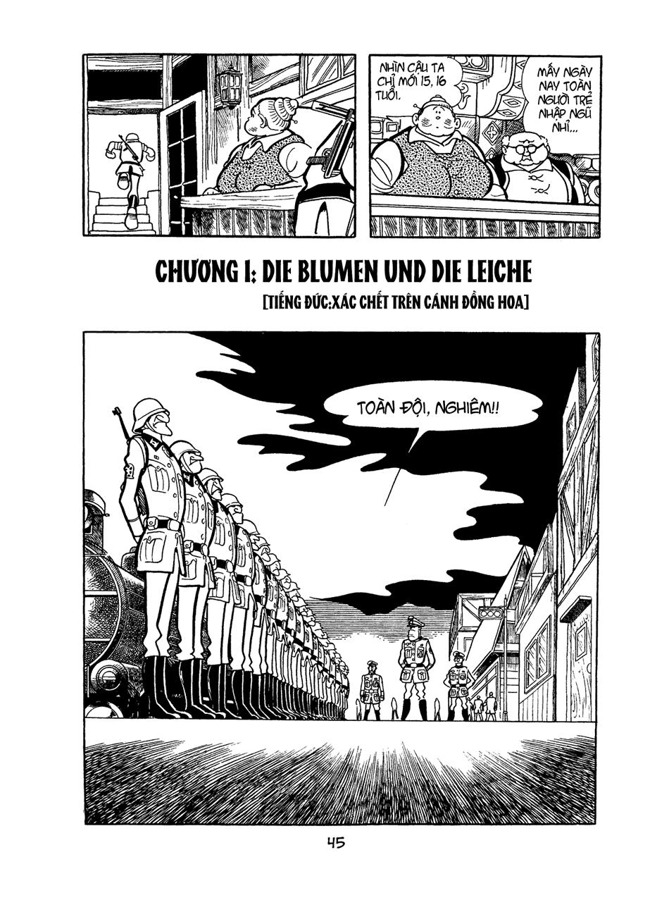 Apollo's Song chap 1 trang 3
