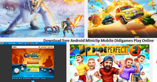 miniclip cell phone