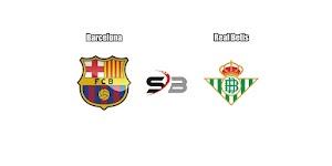 Prediksi Bola Barcelona vs Real Betis 21 Agustus 2017
