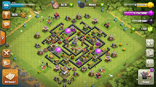 Clash Of Clans v.8.709.2 - Eztosai