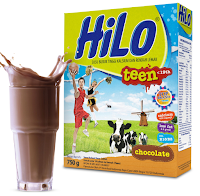 Susu Peninggi badan Hilo