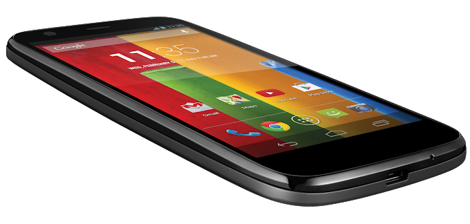 Motorola Moto G receives Android 4.4.4 update