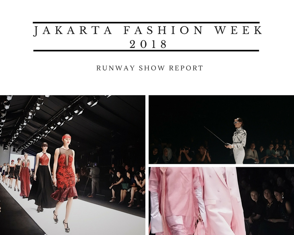A glance of jakarta fashion week 2018 arinda one of yearly fashion event jakarta fashion week 2018 was be held last 21st 27th october pleasurably invited to some of the show here is the recap stopboris Gallery