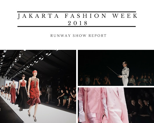 A Glance of Jakarta Fashion Week 2018
