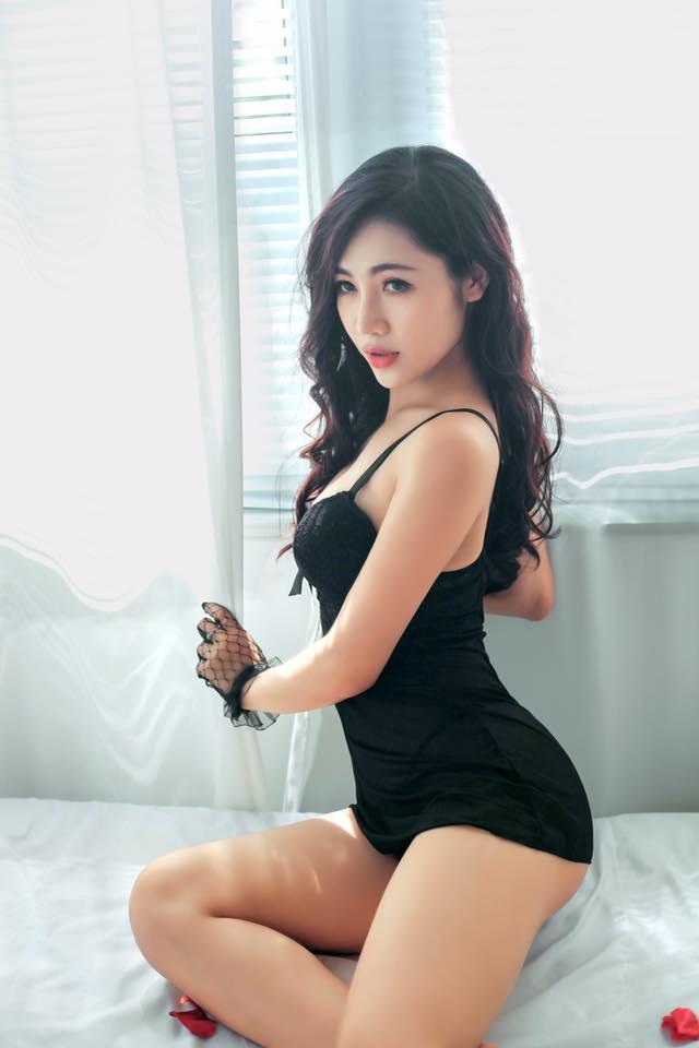 Album hot girl xinh đẹp dáng chuẩn khỏi cần chỉnh , HOT GIRL FACEBOOK 3